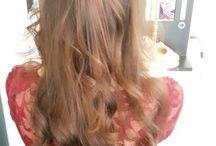 Marzia's hair