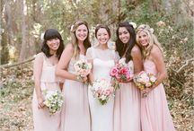 Bridesmaids Style / Get the bridesmaid look you and your girls will love