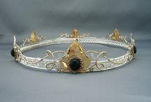 Crowns, necklaces, etc.