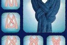 Tücher Knoten