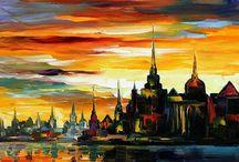 Arte en Pintura :3