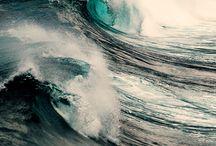 Waves n ocean