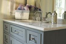 Bathroom ideas / by Texie Brown