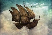 Daydreams / Just dream, imagine, feel. / by DJowdy Fox