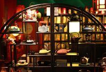 Tea shops interiors  / A collections of tea shops, cafe shops and tea rooms inspirations.