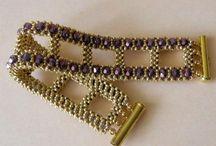 BEADWEAVING: Bracelets