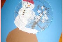 Christmas/Winter Teaching Ideas / by Nikki Warchol