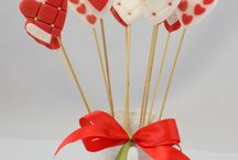 Lollipops. Acadele