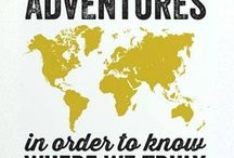 Travel the world / by Leigha Roberts