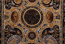 Pietra dura, scagliola, micro mosaics & natural minerals / Mainly Italian art of sourcing, cutting, setting & polishing a huge variety of stone into breathtaking marquetry patterns. Plus micromosaics & the raw materials used. Also the raw minerals themselves.
