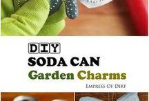 soda can crafts