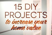 DIY projects for our 1st house