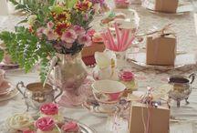 High tea cake ideas