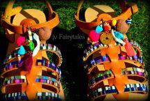 Boho Sandals / Handmade Boho Sandals