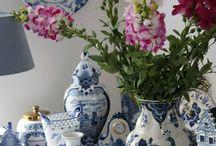 Delfs blue / Delft