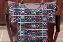 Day to Night / How do you style your Huipil Weekender Tote?