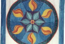 Mandalas of Sources of Wisdom and Truth