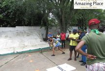 Mercantile Bank Hitting The Target Team Building Event