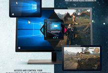 Monflo streaming PC games / Our cutting-edge engine brings remote control user experience to a whole new level. Control your Windows desktop, show presentations and access files from your personal computer with your Android mobile device or from another PC computer. All in lag-less performance and up to 4K quality.