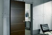 contemporary doors