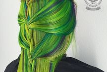 Hairstyles / Cool hairstyles for every ocasion