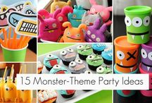 party like a rock star...themes