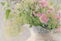 verzauberte Blumen
