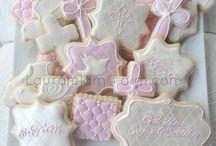 Cookies - Christening