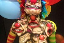 This is why I hate clowns!
