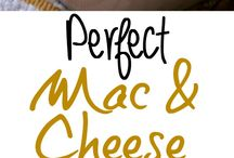 Mac & Cheese / by Tali Major