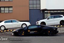 FOTORELACJA: AUTA GRANSPORT ORAZ SUPER PREMIUM CARS. / Pragniemy przedstawić fotorelację ze spotkania z autami GranSport - Luxury Tuning & Concierge oraz Super Premium Cars S.A.  Podczas ubiegłotygodniowych targów motoryzacyjnych MotorShow w Poznaniu GranSport oraz Super Premium Cars pokazały publiczności swoje auta. Korzystając z okazji wspólnego spotkania, zrobiliśmy dla Was kilka zdjęć : )  Aby przeczytać więcej o prezentowanych autach, zapraszamy na bloga: http://gransport.pl/blog/fotorelacja-auta-gransport-oraz-super-premium-cars/