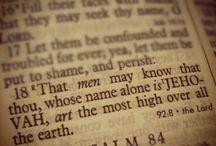 God's name is Jehovah. - Psalm 83:18. www.jw.org / Guds navn er Jehova. - Salme 83:18. www.jw.org
