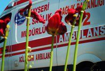 112 Acil | 911 EMS / 112 Teşkilatı Obje Fotoğrafları