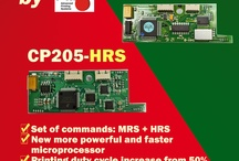 CP205-HRS / A new more powerful circuit board for a time proven product is to be released --- MRS is changed by the HRS generation board. Check the main advantages in the leaflet....