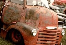 Los abuelitos / Autos viejos