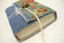 dagboeken2 / journals / by WolTroll Needle Felting