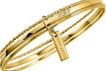 """Bijoux Nina Ricci """"Harmonie"""" / Bijoux Nina Ricci """"Harmonie"""" : des bijoux en argent rhodié ou plaqué or de la célèbre marque haute couture. http://www.bijouterie-influences.com/search.php?search_query=harmonie"""
