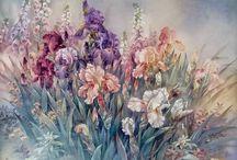 Ирисы (Irises)