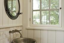 New bathroom / by Janis Underwood