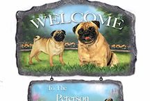 Pug Dog Lover Gifts / T-shirts, gifts, ornaments, and stocking stuffers for Pug lovers.