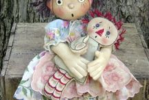 Dolls / by Susan Schmarkey