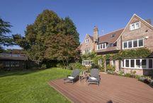 Beautiful Garden Decks / Some of our favorite beautiful Hyperion decking designs