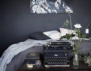 My Grey Bedroom