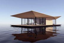 domy na vode