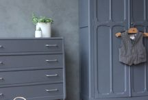 Old Violet - inspiration Chalk paint™ Annie Sloan