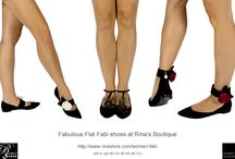Fabi - women's Italian shoes at Rina's Boutique / Rina's Boutique's Fabi - Women's authentic Italian shoes. Fabi is exquisite quality and impeccable craftsmanship. See the collection http://www.rinastore.com/women-fabi