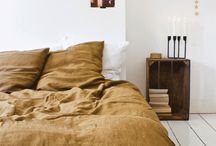 bedrooms / by Betty Stymiest