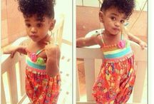Too Cute...Little Cuties / by LaQueen De'Beauty