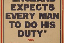 ww1 / Exhibition graphic ideas