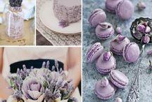 Wedding Theme: Lavender